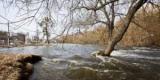 Укргидрометцентр предупреждает о подъеме воды в реках