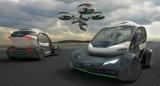 Концепт модульного летающего автомобиля Airbus
