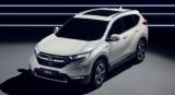 Honda показала гібридний CR-V для Європи
