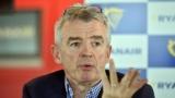 Бос Ryanair пропонує пілотів краще платити