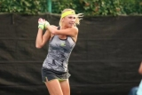 Савчук и Людмила Киченок зачехлили ракетки на старте турнира в Ухане