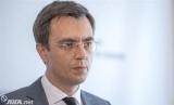 Омелян прокомментировал потерю контроля над Укрзализныцей