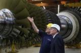 Siemens поставил в РФ турбины, которые могут установить в Крыму