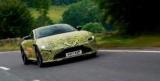 Рассекречен дизайн нового спорткупе Aston Martin