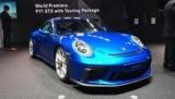 Франкфурт 2017: прем'єра купе Porsche 911 GT3 c пакетом Touring
