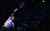 Федерер одержал первую победу в Лондоне. Видео обзор матча с Соком