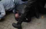 Полиция озвучила число пострадавших во время митингов под Радой