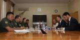 В ГПСУ обсудили с Хугом передвижение через КПВВ в зоне АТО