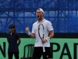 Марченко с победы начал турнир в Франции