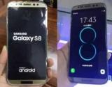 Китайцы уже клонировали Samsung Galaxy S8