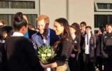 Принц Гарри с невестой впервые появились вместе на официальном мероприятии