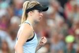 Свитолина в тяжелом матче переиграла Плишкову и вышла в финал в Брисбене