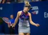 Не дожала. Лучшие фрагменты последнего матча Свитолиной на US Open-2017