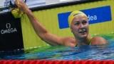 Шведка Шестрем с мировым рекордом выиграла этап Кубка мира по плаванию
