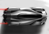 Калифорниский стартап показав шестімоторний електричний гіперкар Tachyon Speed