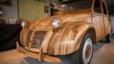 Міг деревини зробити легше автомобілі і ефективніше?