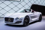 Bentley дала «зелене світло» електричному спорткару